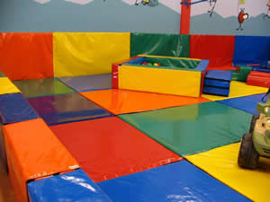 Wall Padding Indoor And Outdoor Play Centre
