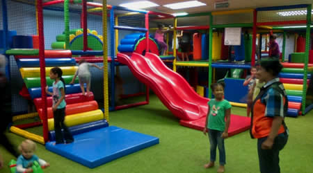 Indoor and Outdoor Play Centre